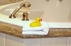kąpiel Obrazy Royalty Free