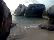 kąpiel i karaiby b v Zdjęcia Stock
