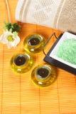 kąpielowa sól zdjęcie royalty free