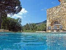 kąpielowy France Zdjęcie Royalty Free