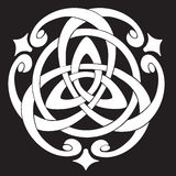 Kępka celtycki Motyw Fotografia Royalty Free