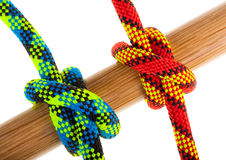 kępki rope set Fotografia Royalty Free