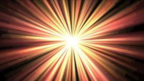 4k Rays light background,flare star,radiation laser energy,tunnel passage lines. 4k Abstract gold rays hope light background,flare star sunlight,radiation ray stock footage