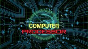 Computer Processor 8K 7680x4320