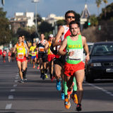 5K Run Royalty Free Stock Photography