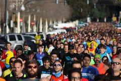5K Run Stock Image