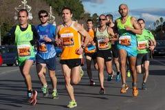 5K Run Stock Photo