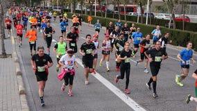 15k Run Royalty Free Stock Image
