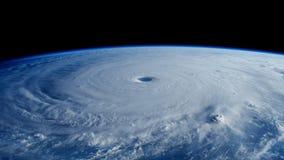 4K Sammlung der NASAs Cinemagraph - Hurrikan vektor abbildung