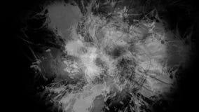 4k sottraggono le nuvole appannano il fumo della spruzzata, fondo delle particelle dei fuochi d'artificio del vapore del gas video d archivio