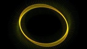 4k swirl aura & rotation fancy pattern light,dynamic vj material. stock video