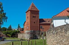 Köszeg Castle Royalty Free Stock Photography