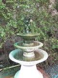 Kąt fontanna Obrazy Royalty Free
