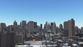 4k timelapse New York from day to night,sunrise to sunset,Aerial Of City. 4k timelapse NewYork from day to night,sunrise to sunset,Aerial Of New York City stock footage
