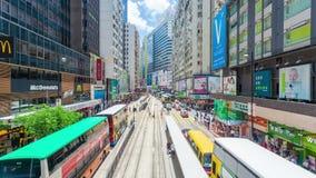 4k timelapse wideo ruch drogowy ruchliwie droga zdjęcie wideo