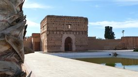 El Badi Palace Historic Fortification Tourist Attraction Things to see Marrakesh Morocco