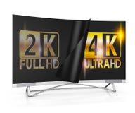 4K Ultra HD Stock Image