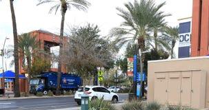 4K UltraHD观点的街市杂货商,亚利桑那 影视素材