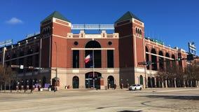 4K UltraHD kuli ziemskiej życia park, dom texas rangers MLB zbiory wideo