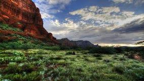 4K UltraHD las formaciones de roca rojas de Sedona, Arizona