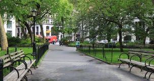 4K UltraHD Madison Square Park en Midtown Manhattan