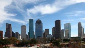 4K UltraHD Timelapse ορίζοντας του Χιούστον, Τέξας φιλμ μικρού μήκους