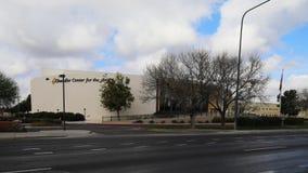 4K UltraHD Timelapse центра для искусств, Чэндлера, Аризоны видеоматериал