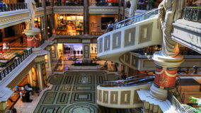 4K UltraHD Timelapse at Caesar's Forum Mall, Las Vegas, Nevada
