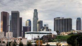 4K UltraHD Timelapse del centro de ciudad de Los Ángeles almacen de video
