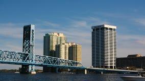 4K UltraHD Timelapse of Jacksonville in Florida and the St. Johns River. 4K UltraHD A Timelapse of Jacksonville in Florida and the St. Johns River stock footage