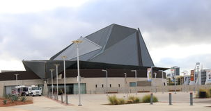 4K UltraHD widok centrum dla sztuk w Tempe, Arizona zbiory