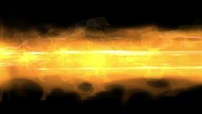 4k upału ogienia płomienia miotaczy cholernik, lutuje spawka energetycznego silnika, kometa meteor ilustracja wektor