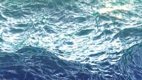 4k video of ocean waves stock video