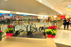 K11 shopping mall hong kong Royalty Free Stock Photography