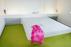 K33 slaapkamer stock foto