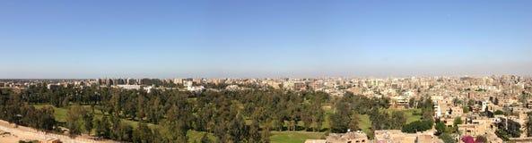 Kaïro vandaag Royalty-vrije Stock Foto's