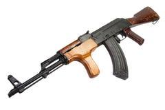 Kałasznikowu AK 47 Rumuńska wersja Zdjęcie Stock