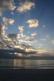 każdy chmury ii wykładać srebra Obraz Royalty Free