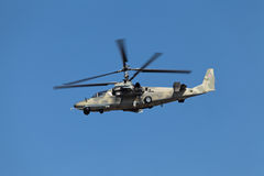 Ka-52 Images stock