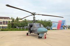 Ka-52 helicopter Royalty Free Stock Image