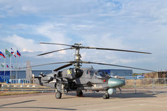 Ka-52 Fotografia de Stock Royalty Free