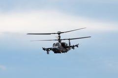 Ka-52 Fotografia Stock Libera da Diritti