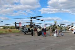 Ka-52 Fotografia Stock