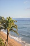 Ka'anapali Beach Royalty Free Stock Photography