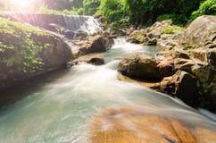 Ka-ang Waterfall Stock Photography