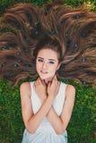 Każdy dziewczyna jako jagoda Fotografia Stock