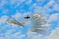 ka för 52 helikopter Arkivfoton