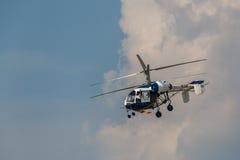 Ka-26 helikopter Stock Fotografie