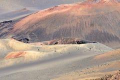 Ka Luu Okaoo Crater Stock Photo