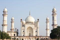 Ka Maqbara de Bibi en Aurangabad, la India Fotos de archivo